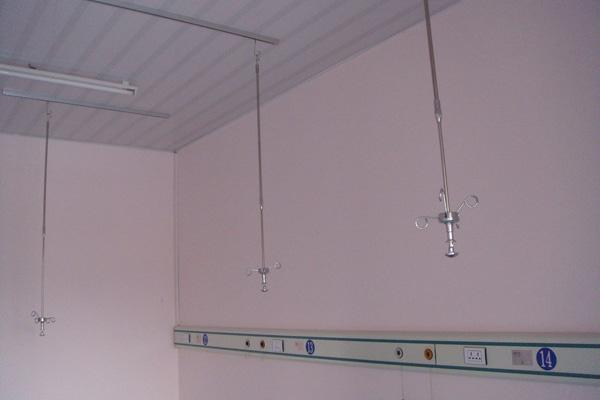 吊架结构的简图